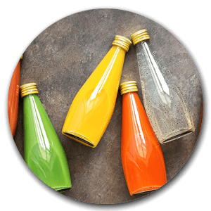 Clean Flavouring Emulsions